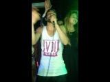 Naughty April TURKMEN Party İstanbul (Mc JeGa - Playa bas)