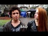 Софи Тернер и Тоби Себастьян учат Вас, как сделать американский акцент.