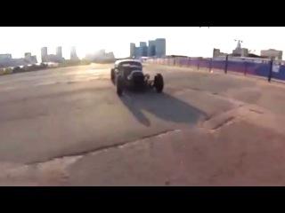 ЗИЛ 157 Хот-Род ' Железная Голова ' _ ZIL 157 Russian Hot-Rod ' Iron Head '