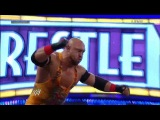 (WWEWM) Wrestlemania XXX- Fatal 4-Way tag team elimination match for the WWE Tag Team Championship: The Usos (Jimmy and Jey Uso) (c) vs Los Matadores (Diego and Fernando) vs The Real Americans (Cesaro and Jack Swagger) vs RybAxel (Ryback and Curtis Axel)