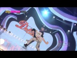 140315 Toheart(WooHyun & Key) - Delicious @ Show Music core