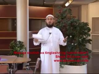 Musiqa harommi - Shayx Obid qori, uzbek, islom
