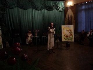 Сіла птаха-День украинских песен