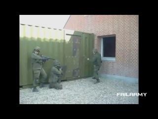 Приколы в армии. Армейские неудачи 25