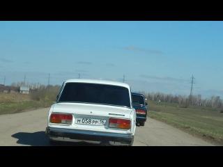 Едим в Альметьевск на СХОДКУ БПАН, 116 rus. 04.05.2014