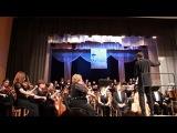 Магнитогорская хоровая капелла- Requiem. Dies Irae (муз. Моцарта)