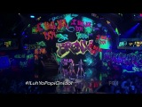 Jlo, Allison Iraheta, Jessica Sanchez - I Luh Ya Papi (American Idol, 21 марта 2014)