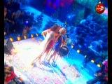REN-TV не голубой огонек 01.01.2014 - Зачем топтать мою любовь (Смысловые Галлюцинации & Блестящие)