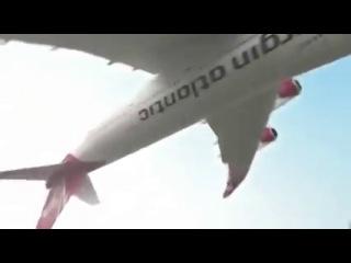 Самолет Жесть как она есть [18+] (6 sec)
