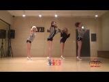 |Dance Practice| BESTie - THANK U VERY MUCH