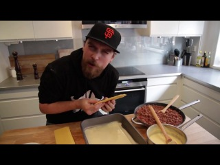Regular Ordinary Swedish Meal Time - Lethal Lasagne (NEW!!!)