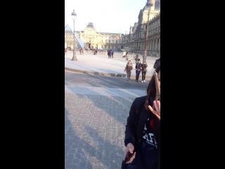 Париж и Айшат