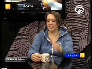 Анна Лукоянова, актриса мюзиклов в гостях у Макара Алпатова в передаче