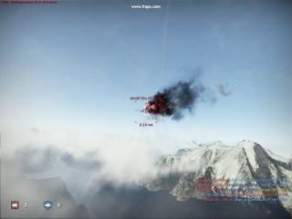 Bf.109F4 vs Do.217E-2
