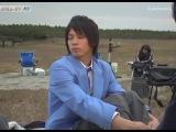 Как снимали фильм серии Такуми-кун 2: Радужное стекло