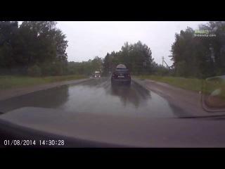 Авария в Кировской области 01.07.2014 | ДТП авария