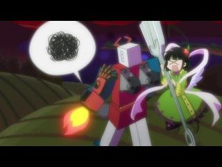 Войны девочек волшебниц / Mahou Shoujo Taisen - 6 серия [Hamletka Cezarevna & 9й Неизвестный]