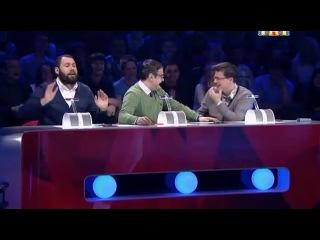 Comedy-Баттл. Ибрагим Бозоров