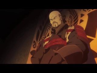 Black Bullet / Черная пуля - 11 серия [Озвучка: Ancord & Oriko (AniDub)]