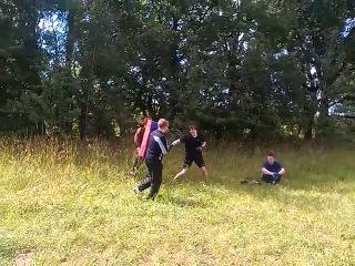 Тренировка боя один на 2(1)