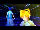 VOCALOID Project DIVA Erase or Zero / ВОКАЛОИДЫ カイト・鏡音レン Shion Kaito Kagamine Len Шион Кайто Кагамине Лен 48 серия