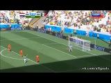 Чемпионат Мира 2014 / 1/8 финала / Лучшие голы / Топ-5 / FIFA World Cup 2014 / Round Of 16 / Top-5 Goals [HD 720p]
