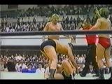 [Wrestling Museum] JWA 05.72 - Kintaro Ohki & Michiaki Yoshimura vs Johnny Valentine & King Crow