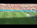 Футбол.ЧМ-2014 - финальный раунд.2-й тур. Австралия - Нидерланды 2:2 58' Робин ван Перси