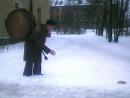 Отрывок из фильма С.Овчарова Барабаниада (1993)