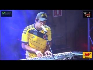 Dandee La Estrategia Terra Live Music