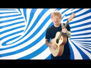 Ed Sheeran feat. Pharrell - SING! (Official Video)
