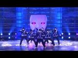 Класный танец хип-хоп самое лучшее выступление Jabbawockeez!!!