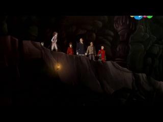 Путешествия Жюля Верна/The Extraordinary Adventures of Jules Verne (05. Луна)