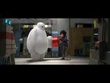 Дублированный тизер-трейлер мультфильма «Шестерка героев»