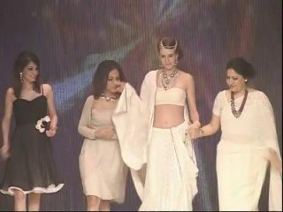 Kalki Koechlin: Best Dressed Celeb At India International Jewellery Week 2011 Day 2