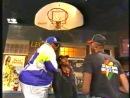 John Salley appears on Yo! MTV Raps in 1991