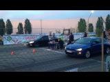Scirocco vs Octavia 250+hp