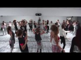 Beyoncé - Schoolin Life workshop by Mariam Turkmenbaieva - MILKSHAKE by Open Art Studio