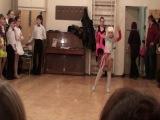 Лада Лиховидова - танец( Пародия на леди ГАГУ)