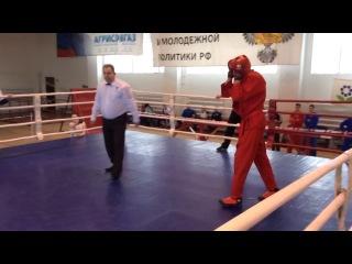 Бетуганов Залим (КБР - Лечинкай) - Финальный бой по Универсальному бою