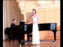 "Таранова Мария - ""Caldo sangue"" СКАРЛАТТИ ( scarlatti)"