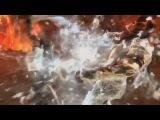 Мортал комбат 9 Скорпион vs Сабзиро