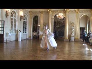 Passacaille pour une femme, dancée par M-lle Subligny en Angleterre de l'opera d'Armide (FL/1713.2/32)