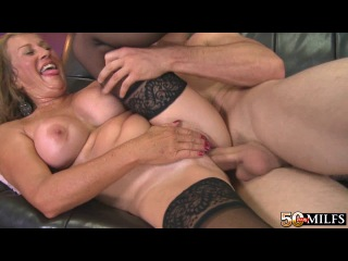 50 Plus Milfs: Trisha Shallows  (mature, MILF, BBW, мамки - порно со зрелыми женщинами)