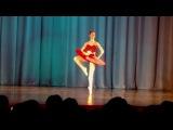 Вариация Китри из балета *Дон Кихот*. Исполняет Полина Кастюкова