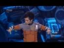 Атай Омурзаков танец робота