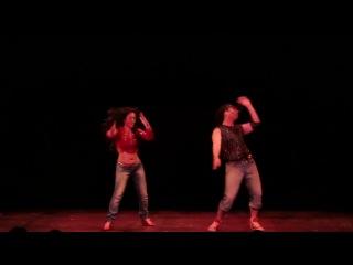 Hakim et Semsemah - Duo Street Shaabi au spectacle de Danse