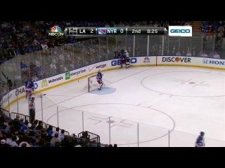 NHL 2013-14 / Stanley Cup / 09.06.2014 / Final / Game 3 / Los Angeles Kings - New York Rangers