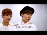 [BACKSTAGE] 140415 BTS @ MTV The Show