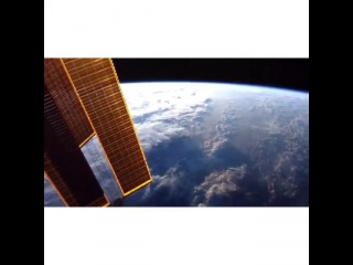 Привет, Земля! Небольшое видео с борта МКС от Олега Артемьева!  Hello Earth! Video from the ISS by Oleg Artemyev!  #роскосмос #космос #мкс #планета #земля #cosmos #space #planet #earth #iss #roscosmos #roscosmosofficial